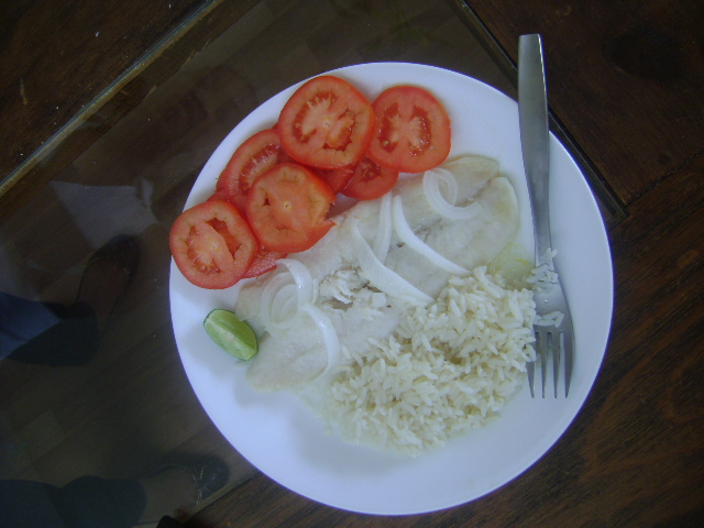 mi comida saludable