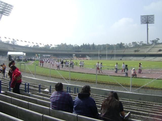 Estadio CU