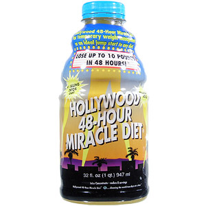 Side Effects of the Hollywood 48 Hour Miracle Diet