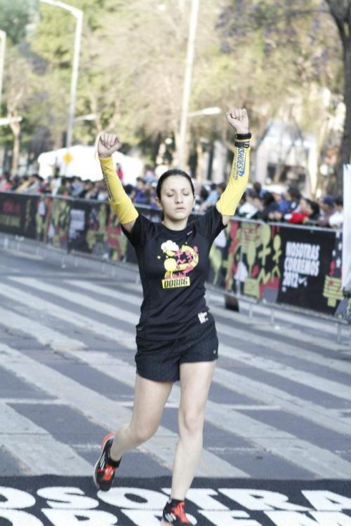 Corrí el 10K Nike Nosotras Corremos con Netshoes y me gané un viaje al Nike Women's Marathon de San Francisco :D