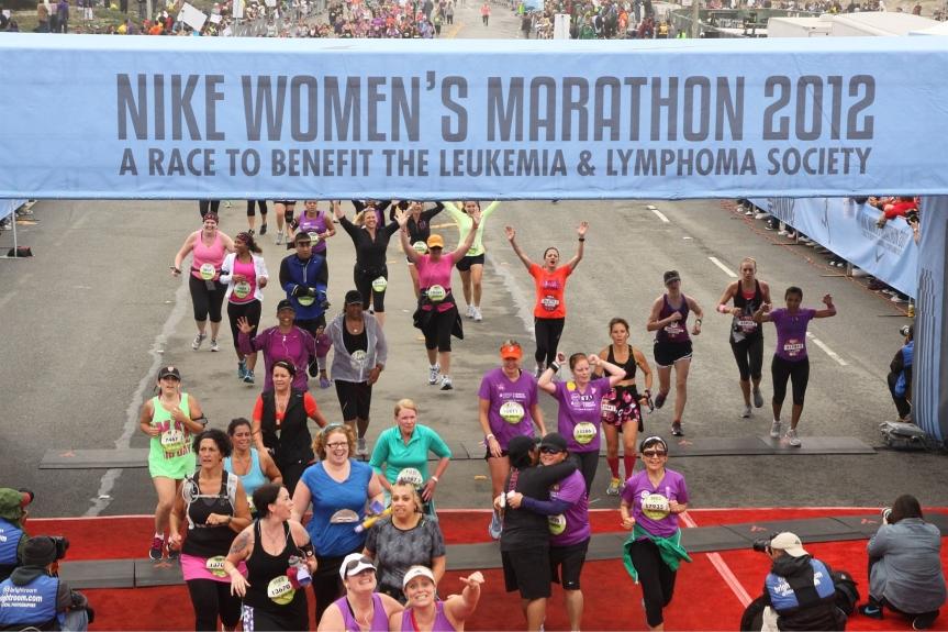 nike womens marathon san francisco 2 finish line