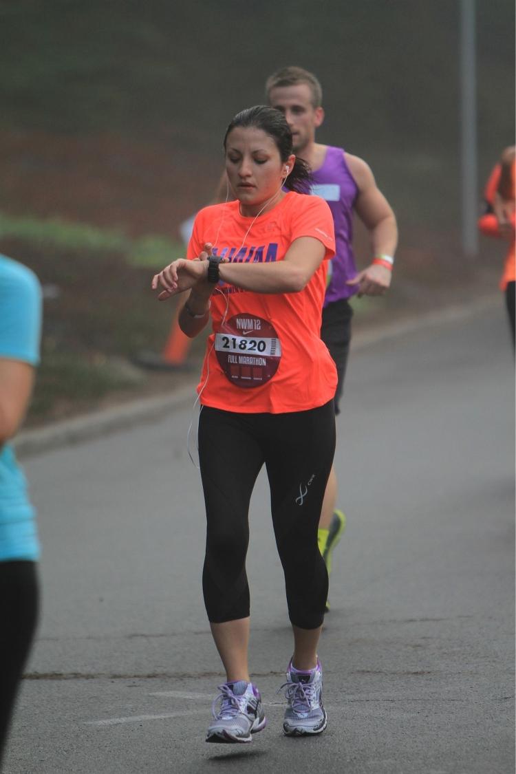 nike womens marathon san francisco garmin