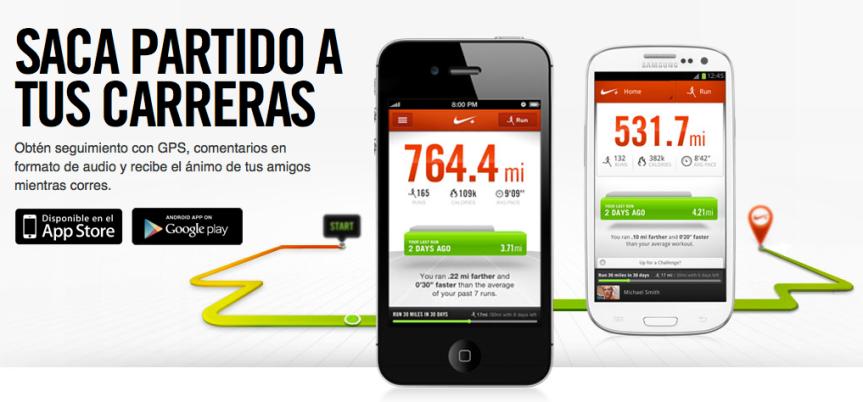 App para caminar gratis iphone