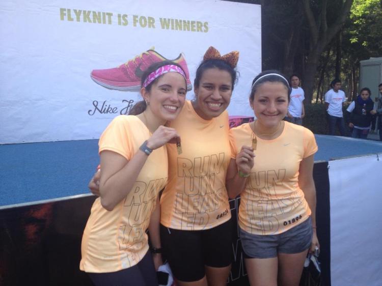 nosotras corremos 2013 carrera nike df mujeres