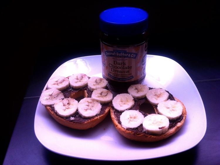 Mi desayuno favorito antes de una carrera larga