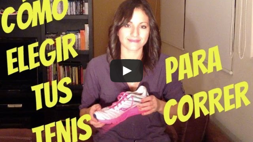 como elegir tus tenis para correr araiz saucony video