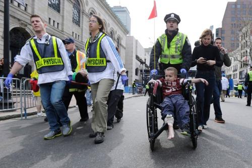 explosions boston marathon