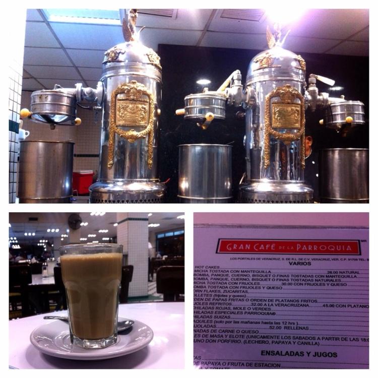 la parroquia veracruz cafe