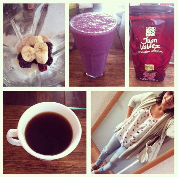 moothie desayuno