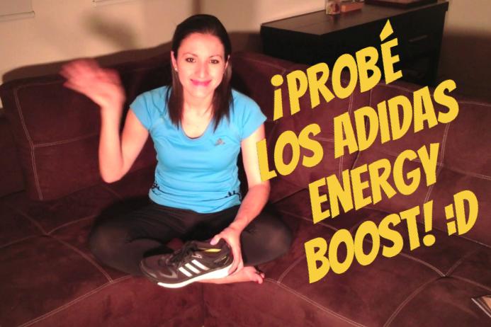 probe los adidas energy boost