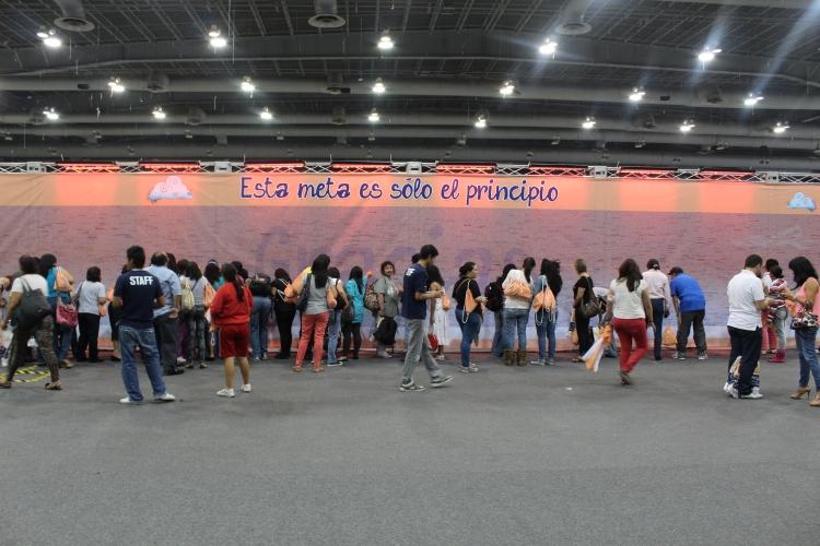 ENTREGA PAQUETES CARRERA BONAFONT 20139