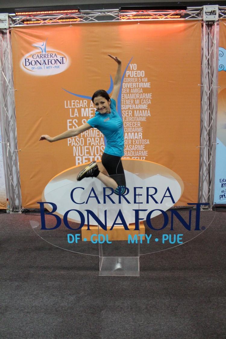 ENTREGA PAQUETES CARRERA BONAFONT 2013D