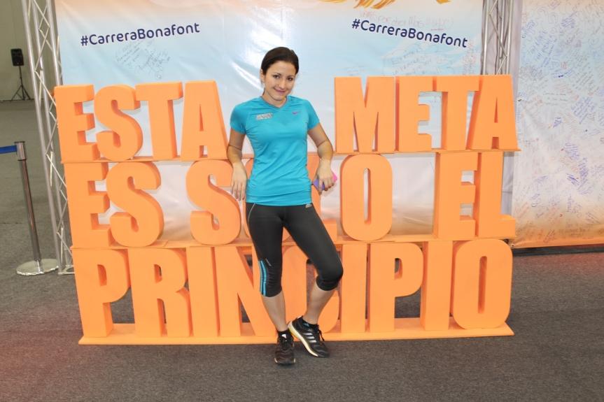 ENTREGA PAQUETES CARRERA BONAFONT 2013G