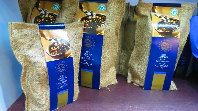 jamaica blue mountain coffee cafe blue