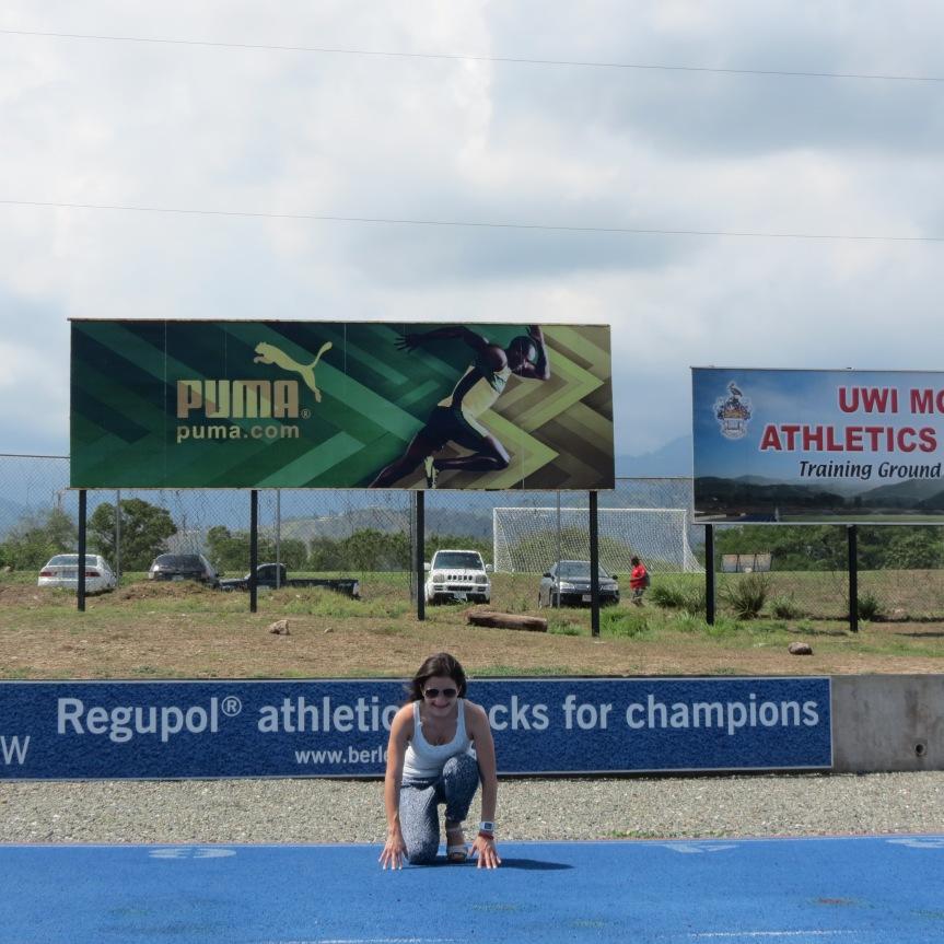 jamaica bolt track