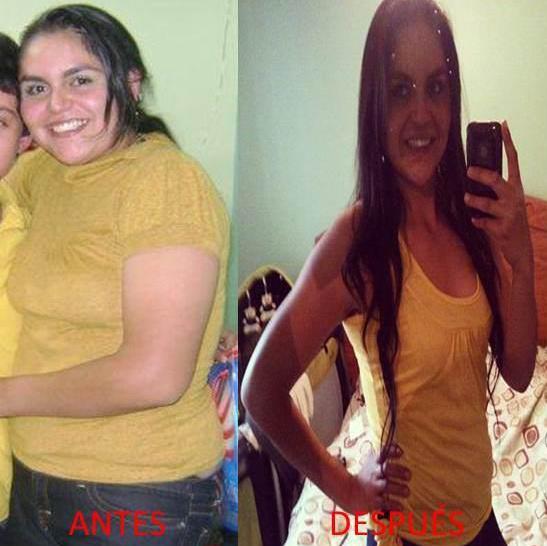 laura jimenez peza weight loss adelgazar perdida de peso