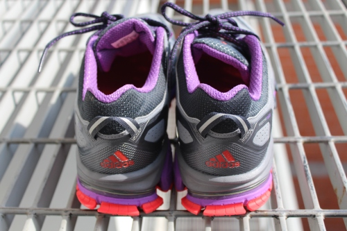 Adidas Response Trail 2.0 back