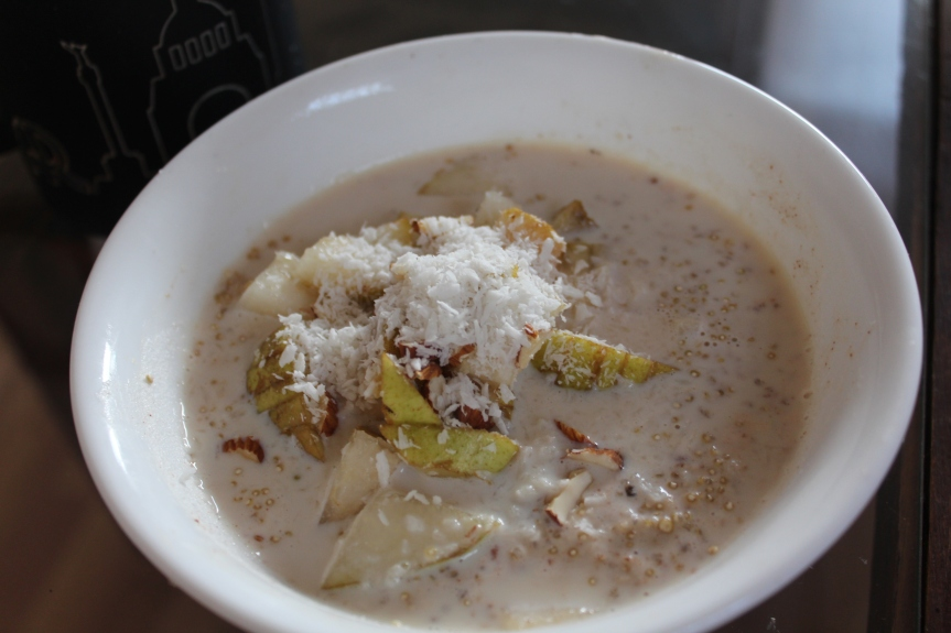 quinoa pera
