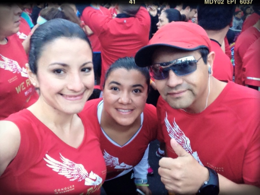 carrera nike we run mexico 2013