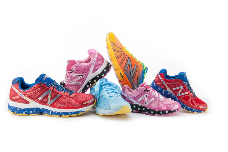2014 Limited Edition New Balance runDisney Collection