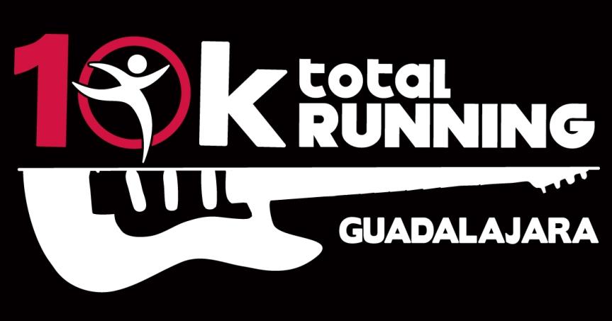 Logo 10k TR Guad Negro