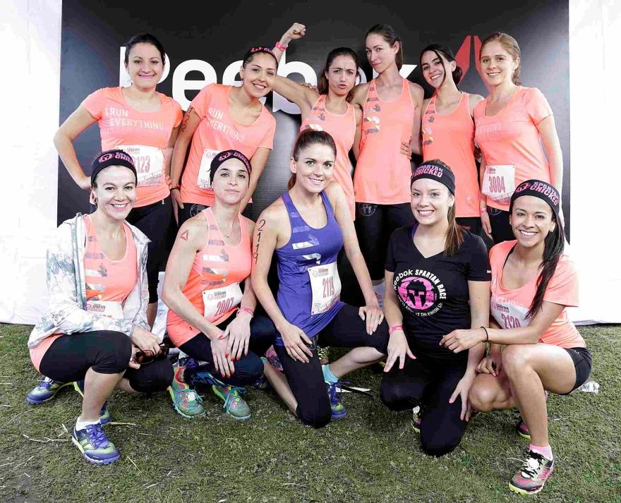 Team Reebok - Spartan Race Chicked