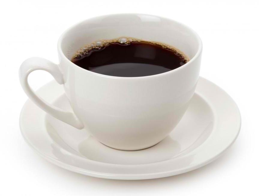 MEDIA TAZA DE CAFÉ - Me activa y me ayuda a arrancar fuerte y retrasar la aparición de la fatiga.