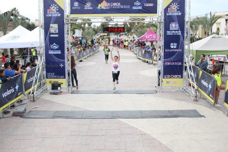 los cabos half marathon 21K
