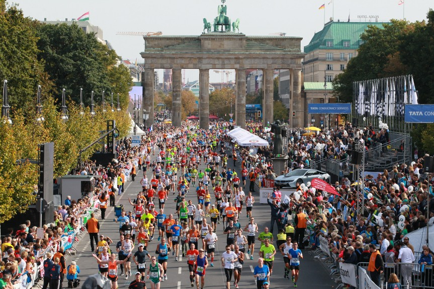 2014 BMW / Berlin Marathon